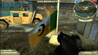 Battlefield 2 - Ghost Town MEC gameplay PC