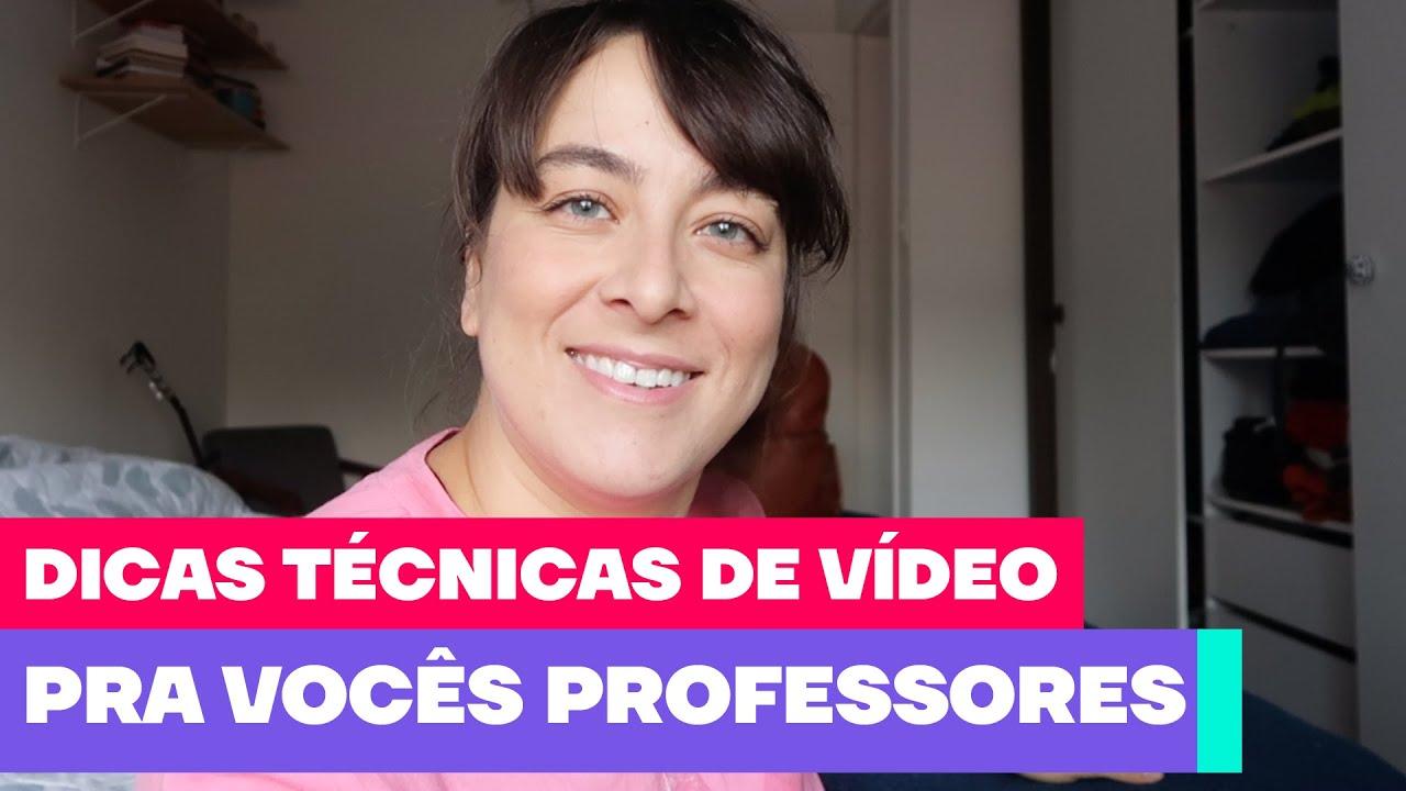 PROFESSORAS E PROFESSORES ESSE VÍDEO É PRA VOCÊS