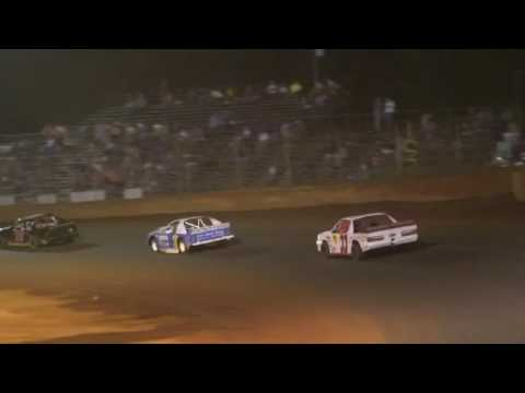 July 23, 2016 Moulton Speedway Mini Stock Feature