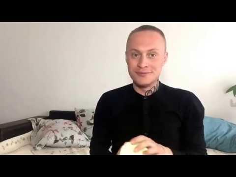 Александр Часовитин и крем Буренка