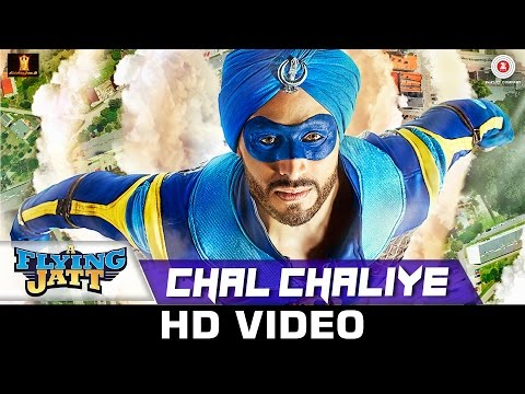 Chal Chaliye - A Flying Jatt | Tiger...