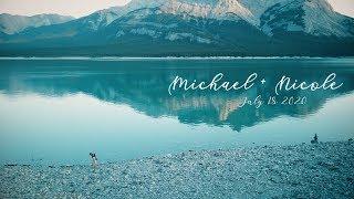 Rockies Save The Date - Michael & Nicole