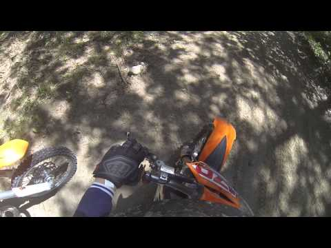 Ganaraska Trails & BIG CRASH-Ryan McDonald #170