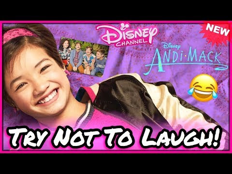 Thumbnail: Try Not To Laugh Challenge Disney Andi Mack Stars Funniest Musical.ly Videos 2017