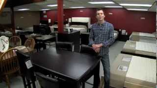 Wholesale Furniture Brokers Kamloops Commercial: Harmony Twin Over Full Bunk Bed