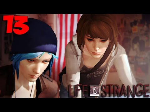 LE DETECTIVE MAX & CHLOE - LIFE IS STRANGE [Walkthrough ITA
