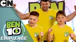 Ben 10 Challenge | Meet the Contestants | Cartoon Network