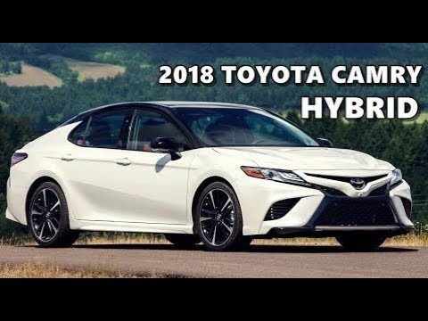 All New Camry Hybrid Review Grand Veloz 1.5 Silver 2018 Toyota On Fuel Economy