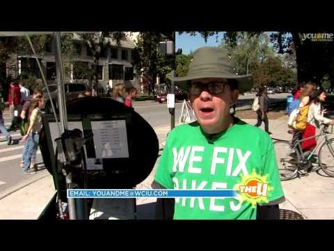 I Love My Job: Bicycle Repairman