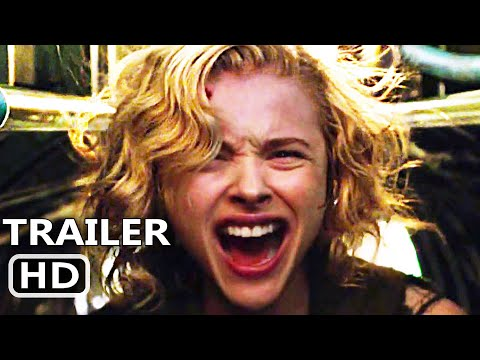 SHADOW IN THE CLOUD Official Trailer (2021) Chloë Grace Moretz, Sci-Fi Monster Movie HD