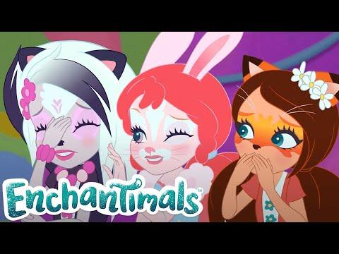❤️Bree Bunny's Top Adventures with her BESTIES! | Full Episode compilation ❤️ @Enchantimals