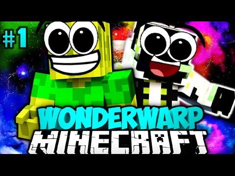Ein WUNDERBARES ABENTEUER!! - Minecraft Wonderwarp #001 [Deutsch/HD]