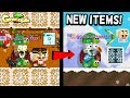 BUYING ALL NEW NUTCRACKER ITEMS!! + Snowflake Wings! | Growtopia