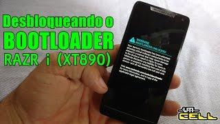 Desbloqueando o Bootloader do Motorola RAZR i (XT890) #UTICell