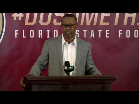 FSU National Signing Day 2018: Willie Taggart press conference