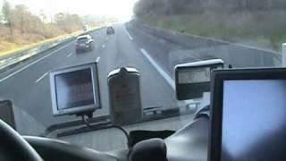 Kierowca Ciężarówki w Międzynarodówce