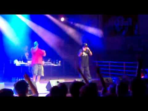 THE BEATNUTS MIX - Watch Out Now - LIVE - ZORY - POLAND - 2011 - POLUDNIOWY RYTM USA