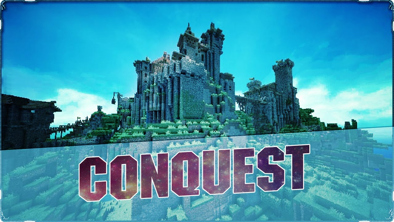 Minecraft Resource Pack CONQUEST 32x32 Texture Pack