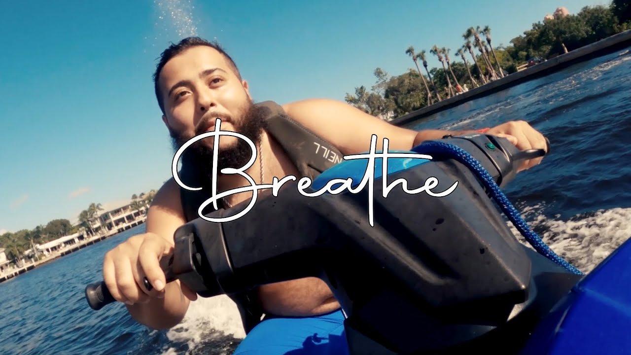 Breathe by Ryan J. Garcia