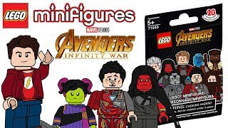 LEGO Avengers Infinity War CMF Series