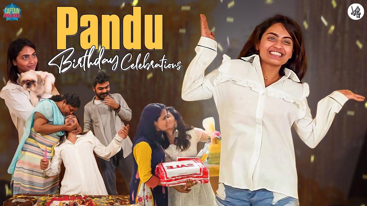 Download Pandu Birthday Celebrations || Alekhya Harika || Vamshi Karthik || Captain Mom