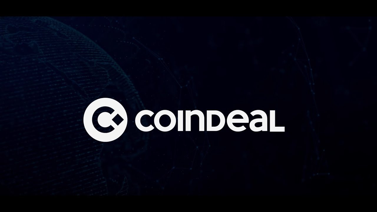 CoinDeal: How to create and verify your account