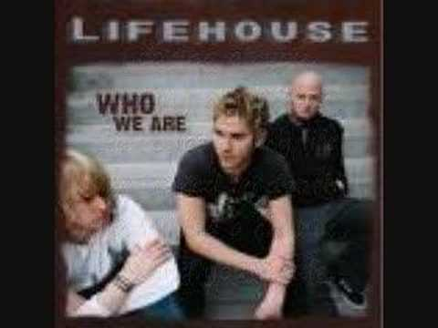 Lifehouse -- First Time w/ LYRICS!