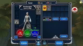 Eternium - Android Hack & Slash Game - Çok iyi RPG