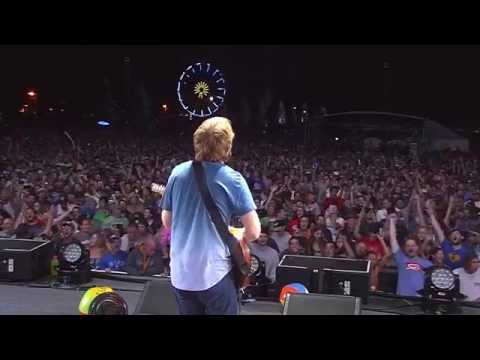 Phish: Tweezer Caspian; Magnaball 2015.08.22