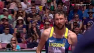 Богдан Бондаренко пройшов у фінал Чемпіонату світу (Лоднон 2017)