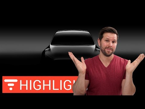 New Tesla Model Y Leaked Details Paint Clearer Picture [highlight]