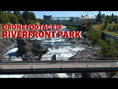 Spokane, Washington Tour: Manito & Riverfront Parks // Road Trip 2019