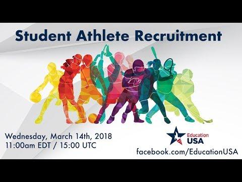 EducationUSA | Student Athlete Recruitment (March 2018)