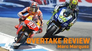 Marc Marquez' overtake review