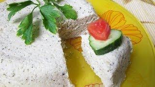 Миндальный сыр | Сыр из орехов. Сыроедение - рецепт