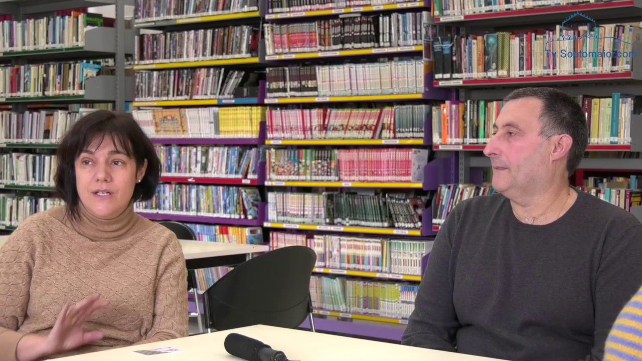 A Biblioteca Municipal de Soutomaior recibe a máis de 2.000 usuarios ao mes