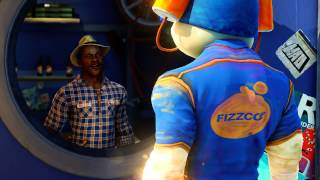 "Sunset Overdrive - Ferry To Nowhere: Floyd Vax ""Next Level"" Amp Preparation Details Cutscene XboxOne"