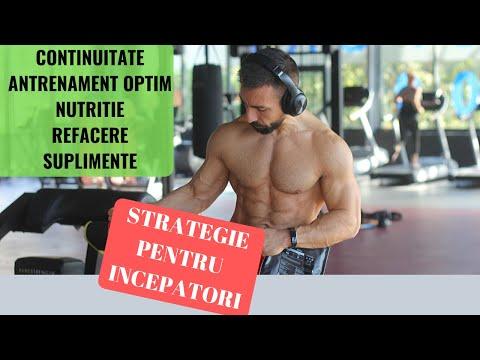 Cum sa pui masa musculara ca incepator - Strategie si sfaturi generale