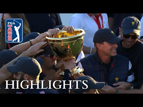 Highlights | Day 4 | Presidents Cup