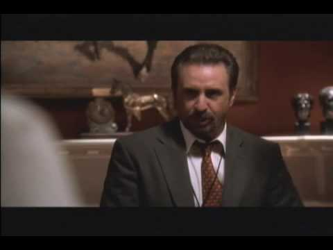 Ron Silver as Bruno Gianelli in The West Wing