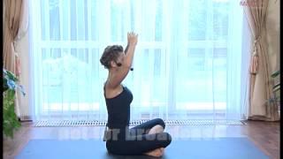 Йога с Кариной Харчинской урок №17