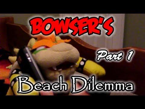 SDB Movie: Bowser's Beach Dilemma (Part 1)