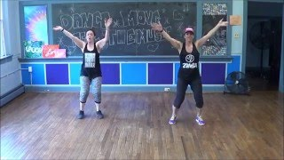 x s and o s elle king zumba warm up
