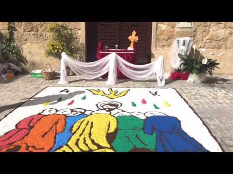 Corpus Christi  2016 Torrelaguna