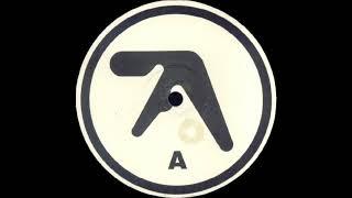 APHEX TWIN - XTAL (AMB LP 3922)