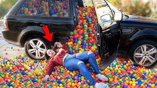 ball-pit-prank-in-my-twin-sister-s-car