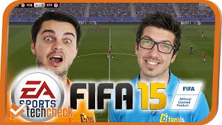 FIFA 15 im Techcheck - PS4 Gameplay - 4K