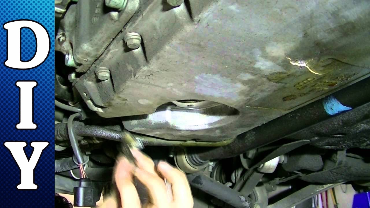 how to remove and replace an engine oil pan and gasket audi vw 2 8l dohc engine youtube Lexus Wiring Diagram Wire Colors Lexus Wiring Diagram Wire Colors