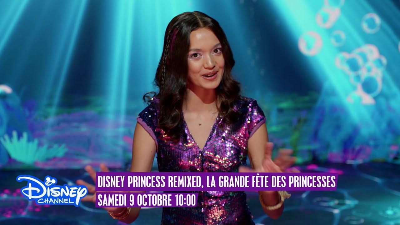 Download Disney Princess remixed, La Grande Fête des Princesses : Samedi 9 octobre à 10h sur Disney Channel !