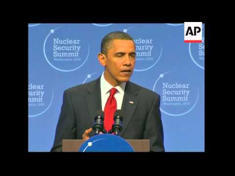 Obama comment on Israel not joining Non Proliferation Treaty